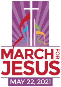 March for Jesus 2021