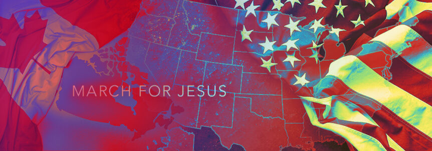 Find Your March for Jesus Community